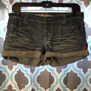 ♻ DONATING 10/1 Mossimo Jean shorts NWOT